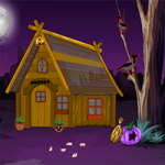 Halloween Owl Forest Escape Escape007Games