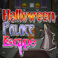 Halloween Palace Escape TollFreeGames