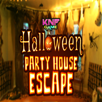 Halloween Party House Escape KNFGames
