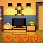 Halloween Provoking House Escape Games2Rule