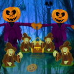 Halloween Quest Forest Escape WowEscape
