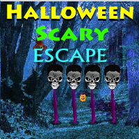 Halloween Scary Escape Yippee Games