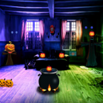 Halloween Scary Place Escape Top10NewGames