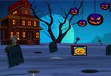 Halloween Skeleton Escape First Escape Games