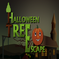 Halloween Tree Escape TollFreeGames