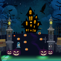 Halloween Trick Or Treat Escape ZooZooGames