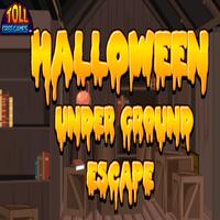 Halloween Underground Escape TollFreeGames