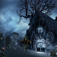 Halloween Zombie Escape FirstEscapeGames