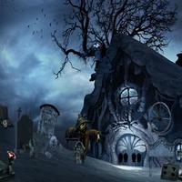 Halloween Zombie Escape FirstEscapeGames