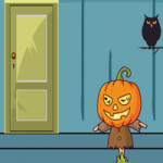 Hallows Eve House Escape GenieFunGames