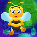 Happy Bee Rescue Games4King