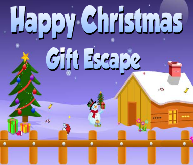 Happy Christmas Gift Escape GamesNovel