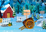 Happy Christmas Snowman Escape FirstEscapeGames