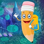 Happy Pencil Escape Games4King