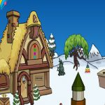 Happy Santa Claus Escape Games2Jolly