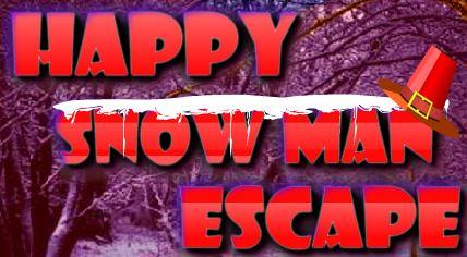 Happy SnowMan Escape Games 4 A Day