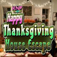 Happy Thanksgiving House Escape KNFGames