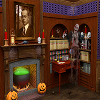 Haunted Halloween Escape TeraLuminaGames