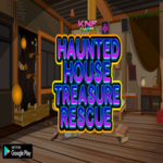 Haunted House Treasure Rescue KNFGames