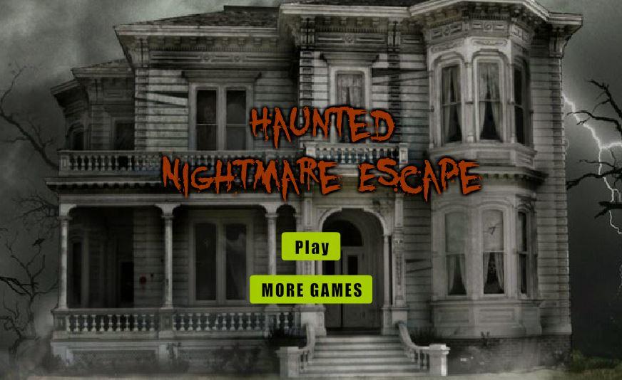 Haunted Nightmare Escape FreeRoomEscape