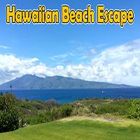 Hawaiian Beach Escape MouseCity