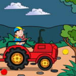 Hay Tractor Escape Games2Jolly