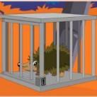 Hedgehog Rescue From Cage EscapeGamesToday