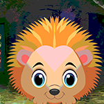 Hedgehog Rescue Games4King