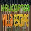 Helicopter Villa Escape EscapeFan