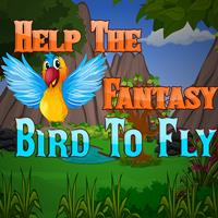 Help The Fantasy Bird To Fly ENAGames