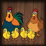 Hen Family Escape Games2Jolly