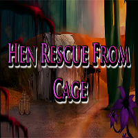 Hen Rescue From Cage GamesClicker