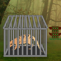 Hidden Cave Forest Escape Games2Rule