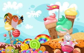 Hidden Escape 15 Easter Candyland HiddenFan