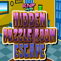 Hidden Puzzle Room Escape KNFGames