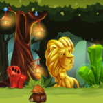Hidden Treasure Forest Escape ZooZooGames