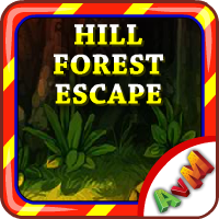 Hill Forest Escape AvmGames