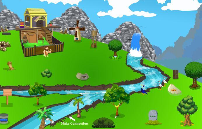 Hill Goat Escape Games2Jolly