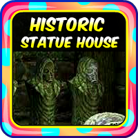 Historic Statue House Escape AvmGames