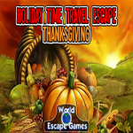 Holiday Time Travel Escape Thanksgiving WorldEscapeGames