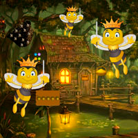 Honey Bees Forest Escape WowEscape