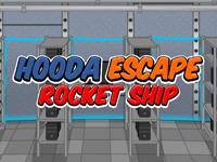 Hooda Escape Rocket Ship HoodaMath