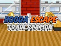Hooda Escape Train Station HoodaMath