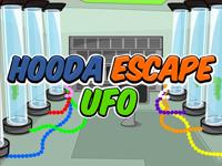 Hooda Escape UFO HoodaMath
