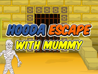 Hooda Escape With Mummy HoodaMath