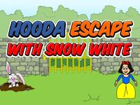Hooda Escape With Snow White Hooda Math