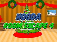 Hooda Room Escape 4 HoodaMath