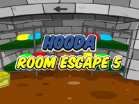 Hooda Room Escape 5 HoodaMath