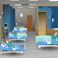 Hopital Escape GamesHandBook