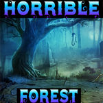 Horrible Forest Escape Games4King